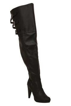 plus size vinyl thigh high boots | Plus Size Thigh High Boots ...