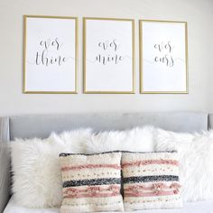 """114 Likes, 3 Comments - Dear Lily Mae by Nicole K. (@dearlilymae) on Instagram: """"Loving how this custom commission turned out for our sweet client, Emily! Isn't her space so cozy!?"""""""