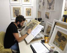Meet the Artist: Mark Powell