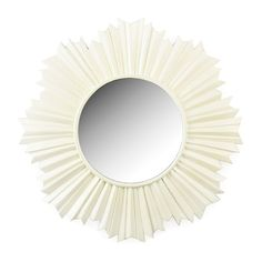 Another accent mirror that would complement the beige color of the rug and the glass lamp. Great embellishing piece that would draw attention to the wall. Cool Furniture, Modern Furniture, Bouclair Home, Stylish Home Decor, Home Decor Store, Beige Color, Window Coverings, New Homes, Wall Decor