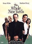 The Whole Nine Yards DVD (2000) Bruce Willis • Matthew Perry • Rosanna Arquette