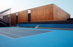 London 2012 Olympics: Eton Manor | Stanton Williams Architects