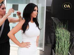 Kim Kardashian West for C&A Brasil