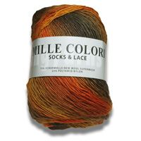 Mille Colori Socks & Lace - Lang Yarns