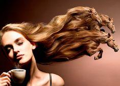 Tintes para cabello con café
