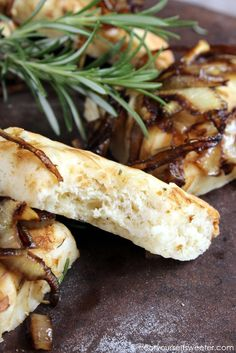 Best Thyme Focaccia And Parmesan Focaccia Recipe on Pinterest
