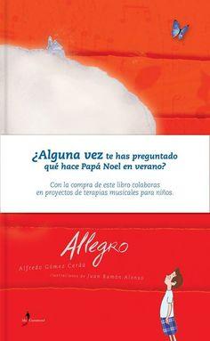 Allegro, un cuento para ayudar a curar con música