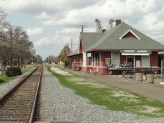 depot - Ponchatoula - Louisiana