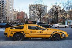 Only in New York! #bttf