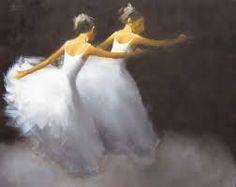 Resultado de imagen para pinturas bailarinas