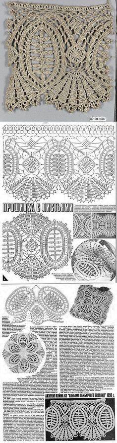 Винтаж - ирландское кружево из коллекции музея!.