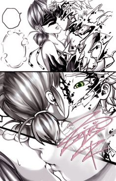Because we have to wait for at least a few months for the next season. That's why I'm doing my best with this fancomic! :3 (have another preview)
