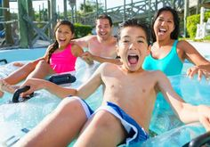 11 Orlando Hotels with Awesome Lazy Rivers
