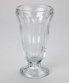 Anchor (made in USA) retro soda fountainware glass