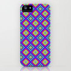 """Nativa Pulse"" iPhone & iPod Case by Gera Luz - $35.00"