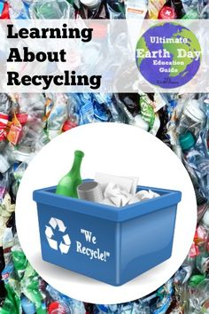 Learning About Recycling from ALLterNATIVElearning and The Homeschool Scientist