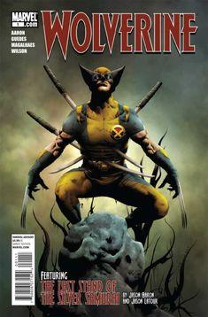 Wolverine Vol. 4 # 1 by Jae Lee