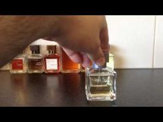 15 Great Fragrances from Maison Francis Kurkdjian - YouTube