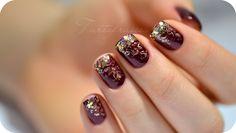 nail art ongle court