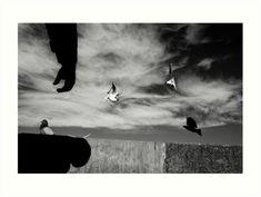 Black and White Street Photography Art Print for Sale | #bwstreet #bwstreetphoto #streetphoto #leica #leicaphoto #luciaeggenhoffer