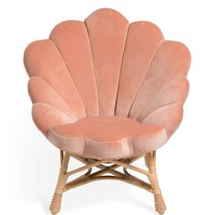 Attirant The Upholstered Venus Chair