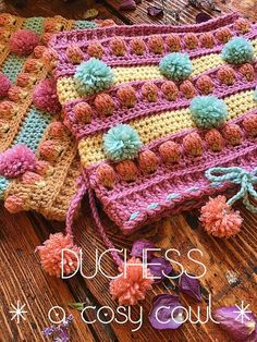 Cute Crochet, Crochet Yarn, Crochet Hooks, Unique Crochet, Crochet Blankets, Crochet Scarves, Crochet Flowers, Crochet Mandala Pattern, Crochet Patterns