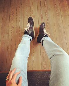 Levi's 501  Maison Martin Margiela sneakers