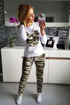 BESTSELLER - Our camo playsuit with Mickey