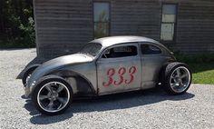 1970 VW Beetle, Frankenstein of Wolfsburg Lives | eBay Motors Blog