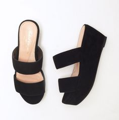 Frazzia Sandals in Black by Robert Clergerie