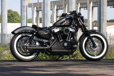 Thunderbike Sportster JR. (Harley-Davidson Sportster 48)