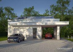 Projekty domów LK Projekt G56 zdjęcie wiodące