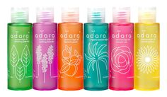 Adara Coconut Virgin Oil Line