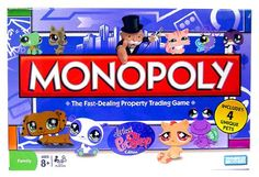 Monopoly Littlest Pet Shop Hasbro,http://www.amazon.com/dp/B0017RQYD2/ref=cm_sw_r_pi_dp_VAaFsb1W0ZKME4W9