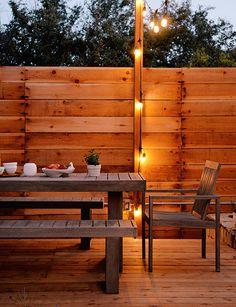Charming Backyard Renovation