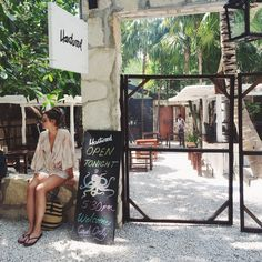 Bar Image, Tulum Mexico, Mexico Travel, Travel Guide, Gallery, Pj, Places, Entrance, Hoop