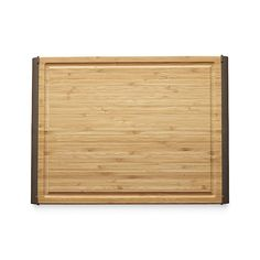 OXO ® Nonslip Bamboo Large Cutting Board | Crate and Barrel