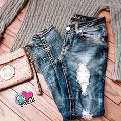 $28 Just Ask ✌️⭐️ Almost Famous Denim Jeans ⭐️ ⭐️ Almost Famous Denim Jeans ⭐️ Size 5 or approx. 27'W by 30'L   Med Wash with Distressed Front  Perfect Condition   NO TRADE    $28 Today ✌️✌ Just ask & when ready to purchase and I will lower the price for Extra Savings  ✌✌ Almost Famous Jeans Skinny