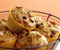 The best Raisin Bran Muffins recipe you will ever find. Welcome to RecipesPlus, your premier destination for delicious and dreamy food inspiration. Raisin Bran Muffins, Cinnamon Muffins, Crumb Recipe, High Protein Low Carb, Vegetarian Cheese, Muffin Recipes, Quick Easy Meals, Food Inspiration, Baking