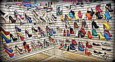 Shoes of Dublín !!