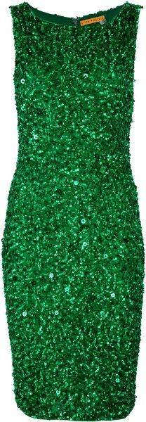 Alice + Olivia Beaded Dress | The House of Beccaria