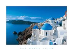 The Greek Isles!