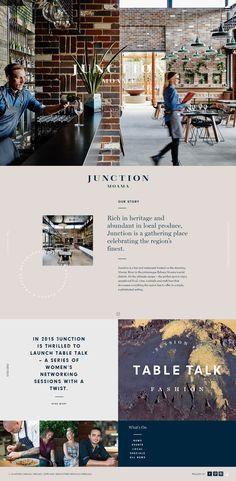 Junction Moama - Elegant Web Design