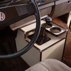 VW Vanagon Westfalia cabinets