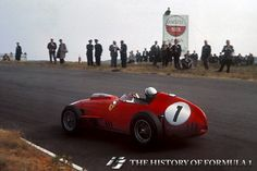 On this day... 05 July (1959) - Behra fired after Ferrari punch up.