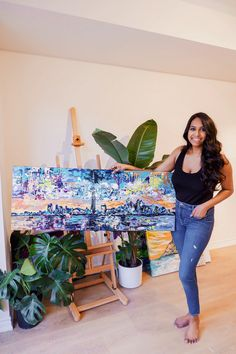✌🏽The OG 'Pulse' painting that has inspired new custom skylines that include Toronto alongside other cities like London! Excited to be working on new skylines this year as well. Might bring back a new one for the shop as well 👀. 1. Pulse - Toronto Skyline available on shop in 3 sizes. Original painting available for sale on website. New Skyline, Toronto Skyline, Skyline Art, Custom Bookmarks, Skyline Painting, Painting Prints, Art Prints, Ganesha Art, Local Artists