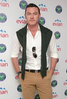 Pin for Later: Luke Evans Might Be the Most Exciting Thing About Beauty and the Beast