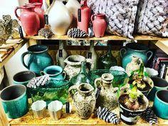 Prachtige vazen tegen een leuke prijs bij Jouw Marktkraam Maarssen - Dorp