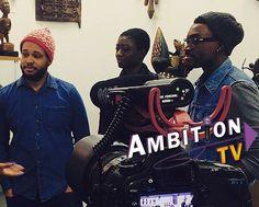 Les créateurs de l'Exposition Collective : Les héritiers étaient de passage à l'émission #AmbitionTV avec Unik by Mlle Parker.  Écoutez ces jeunes dynamiques et talentueux parler de leur passion. Arts - peintres - Artistes - Montréal