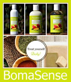 BomaSense Natural and Safe Products {A Review}